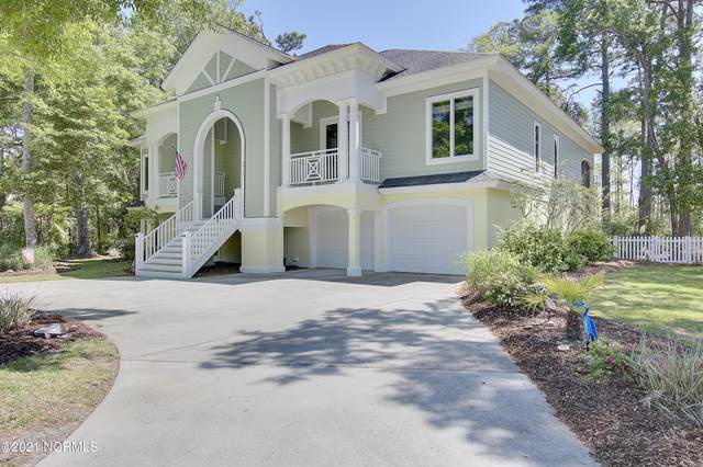 2712 Cedar Crest Drive, Southport, NC 28461 (MLS #100268758) :: Lynda Haraway Group Real Estate