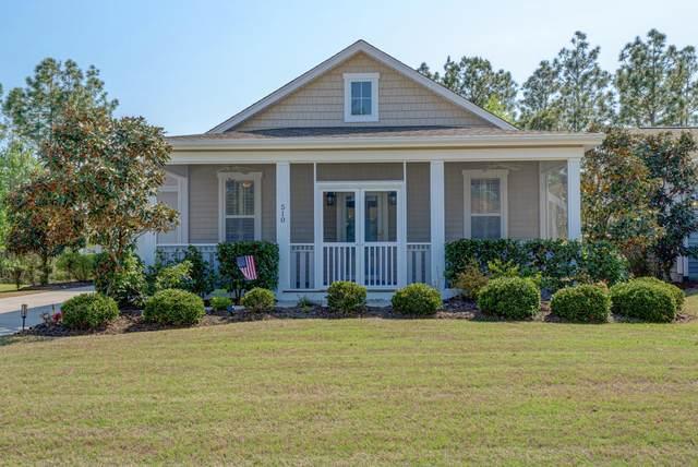 510 Cottage Court, Holly Ridge, NC 28445 (MLS #100268777) :: David Cummings Real Estate Team