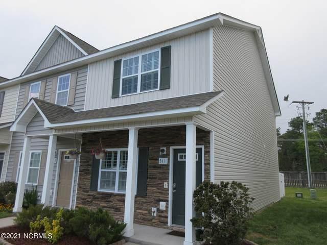 511 Oyster Rock Lane, Sneads Ferry, NC 28460 (MLS #100268778) :: David Cummings Real Estate Team