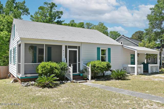 417 N 21st Street, Wilmington, NC 28405 (MLS #100268821) :: The Oceanaire Realty