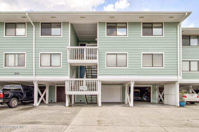 202 Lewis Drive #1211, Carolina Beach, NC 28428 (MLS #100268823) :: David Cummings Real Estate Team