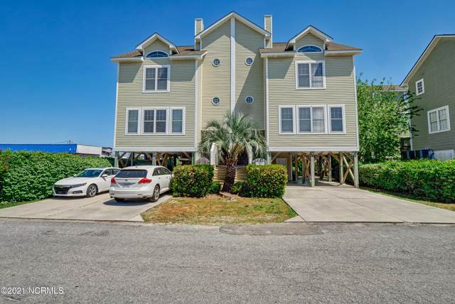 805 S Second Street #2, Carolina Beach, NC 28428 (MLS #100268859) :: RE/MAX Elite Realty Group