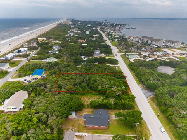 935 Salter Path Road, Indian Beach, NC 28512 (MLS #100268885) :: Barefoot-Chandler & Associates LLC