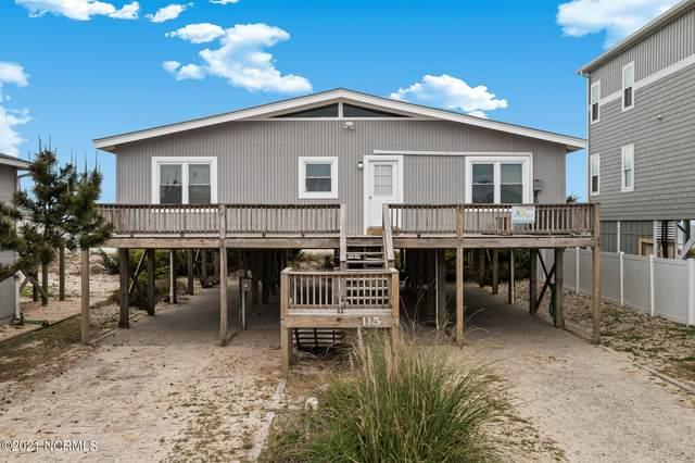 115 Ocean Boulevard W, Holden Beach, NC 28462 (MLS #100268901) :: The Legacy Team