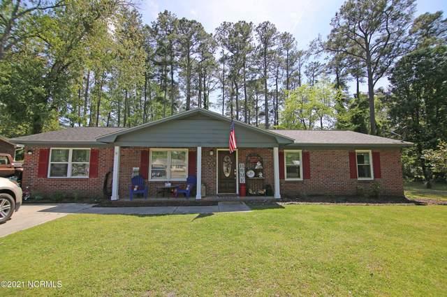 2105 Foxhorn Road, Trent Woods, NC 28562 (MLS #100268904) :: David Cummings Real Estate Team