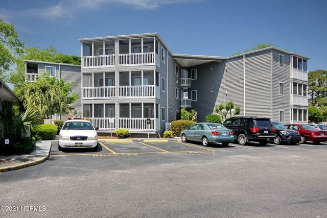 10174 Beach Drive SW #204, Calabash, NC 28467 (MLS #100268935) :: Great Moves Realty