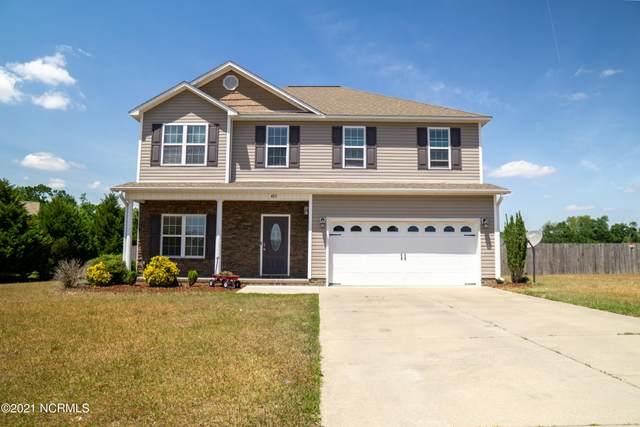 403 S Bluff Circle, Jacksonville, NC 28540 (MLS #100268958) :: CENTURY 21 Sweyer & Associates
