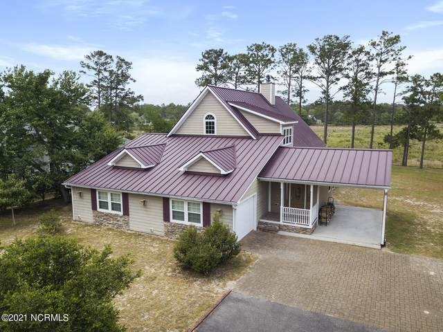 571 S Shore Drive, Southport, NC 28461 (MLS #100268960) :: David Cummings Real Estate Team