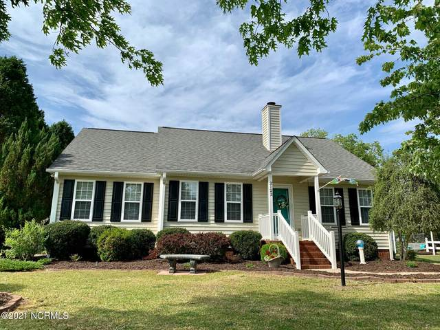 2123 Crestway Place, Greenville, NC 27858 (MLS #100268986) :: The Tingen Team- Berkshire Hathaway HomeServices Prime Properties