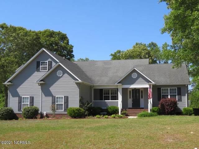 100 Longleaf Lane, New Bern, NC 28562 (MLS #100268987) :: David Cummings Real Estate Team