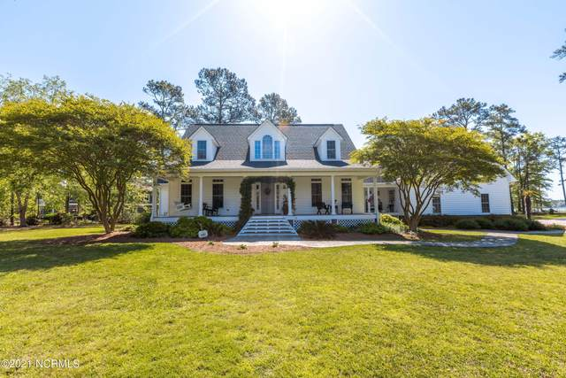 21 Pungo Trail Access Road, Belhaven, NC 27810 (MLS #100269029) :: Berkshire Hathaway HomeServices Prime Properties