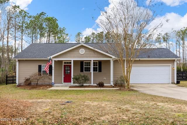 382 Chadwick Acres Road, Sneads Ferry, NC 28460 (MLS #100269033) :: David Cummings Real Estate Team