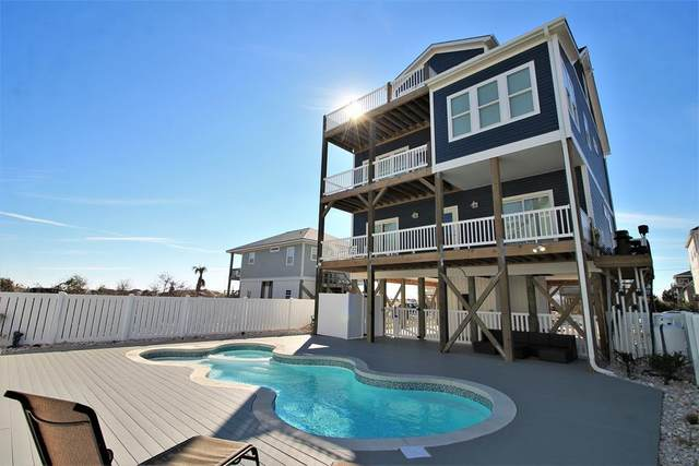 8405 4th Avenue, North Topsail Beach, NC 28460 (MLS #100269035) :: The Oceanaire Realty