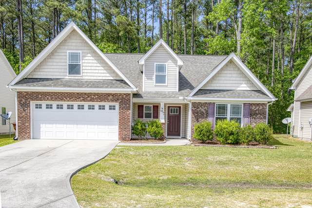 419 Peregrine Ridge Drive, New Bern, NC 28560 (MLS #100269073) :: David Cummings Real Estate Team