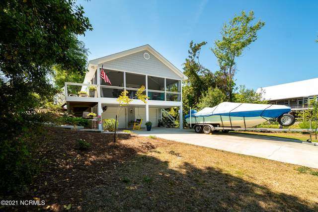 7201 Canal Drive, Emerald Isle, NC 28594 (MLS #100269111) :: Great Moves Realty