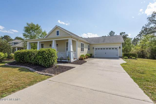 422 Belvedere Drive, Holly Ridge, NC 28445 (MLS #100269115) :: Great Moves Realty