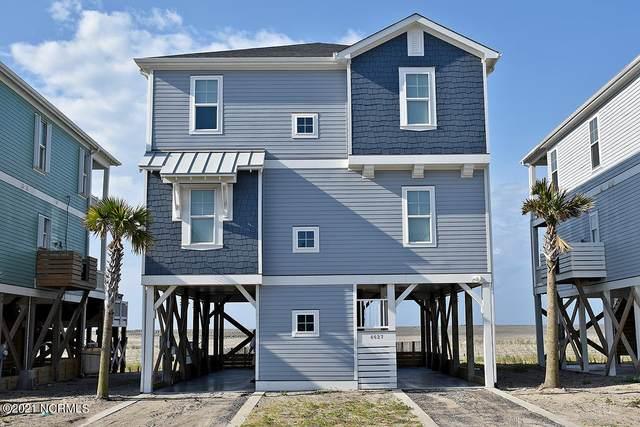 4627 E Beach Drive, Oak Island, NC 28465 (MLS #100269120) :: The Tingen Team- Berkshire Hathaway HomeServices Prime Properties
