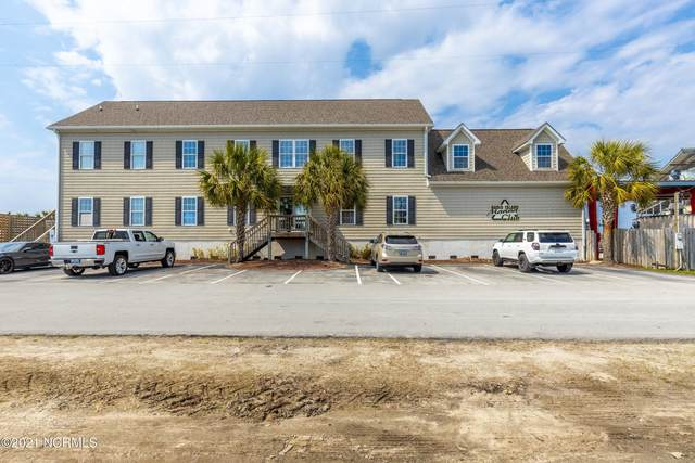 156 Radio Island Road Slip 312, Beaufort, NC 28516 (MLS #100269137) :: David Cummings Real Estate Team
