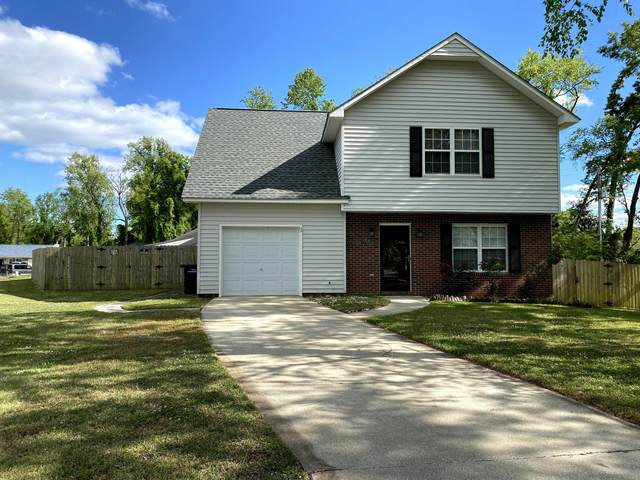 408 Estate Drive, Jacksonville, NC 28540 (MLS #100269150) :: Berkshire Hathaway HomeServices Hometown, REALTORS®