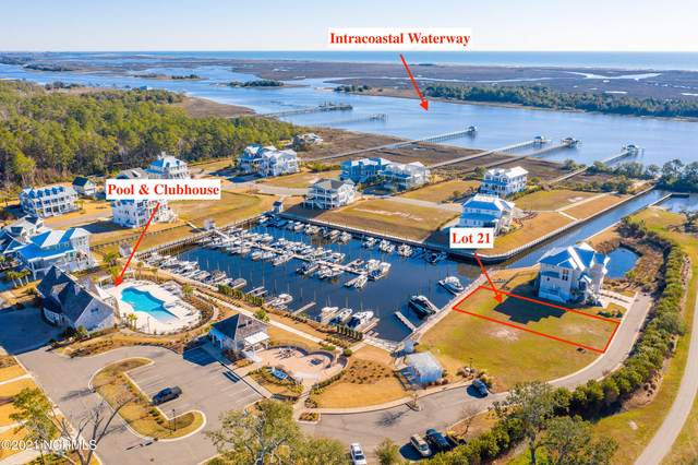 5105 Marina Landing Point, Wilmington, NC 28409 (MLS #100269162) :: Vance Young and Associates