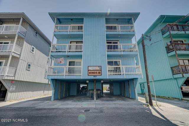 510 Carolina Beach Avenue N 1B, Carolina Beach, NC 28428 (MLS #100269167) :: Donna & Team New Bern
