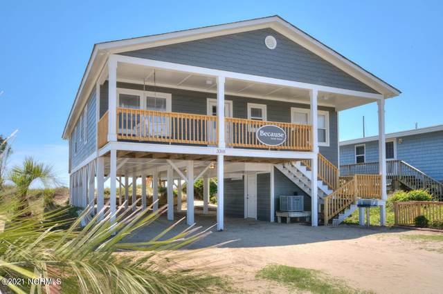 3301 W Beach Drive, Oak Island, NC 28465 (MLS #100269180) :: Vance Young and Associates