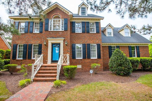 1600 Woodwind Drive, Greenville, NC 27858 (MLS #100269182) :: The Tingen Team- Berkshire Hathaway HomeServices Prime Properties