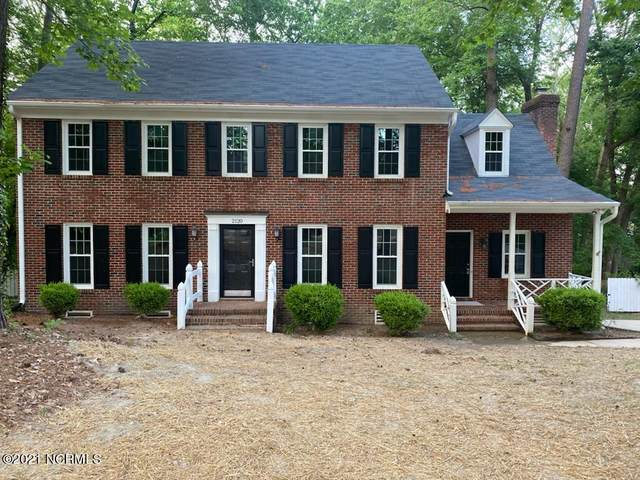 2120 Edinborough Road, Rocky Mount, NC 27803 (MLS #100269190) :: Vance Young and Associates