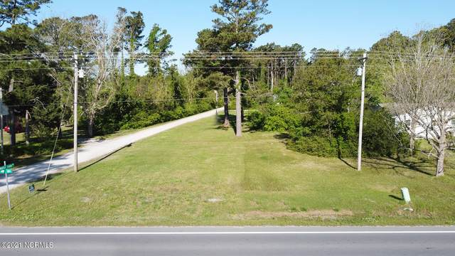 116 Purifoy Farm Road, Beaufort, NC 28516 (MLS #100269234) :: David Cummings Real Estate Team