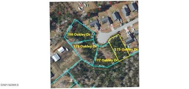 179 Oakley Drive, New Bern, NC 28560 (MLS #100269244) :: RE/MAX Elite Realty Group