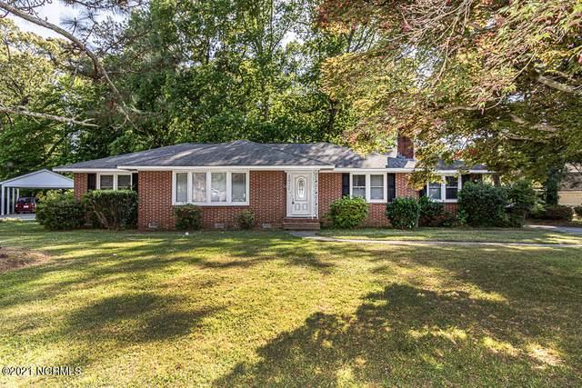 1021 S Howard Circle, Tarboro, NC 27886 (MLS #100269247) :: Carolina Elite Properties LHR