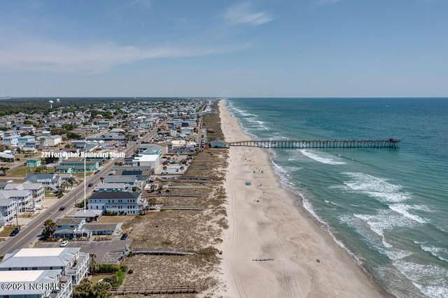 221 S Fort Fisher Boulevard, Kure Beach, NC 28449 (MLS #100269259) :: David Cummings Real Estate Team