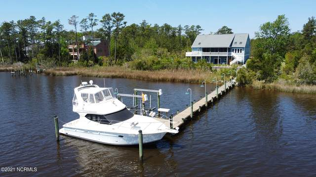 103 Tarpon Way, Beaufort, NC 28516 (MLS #100269261) :: RE/MAX Essential