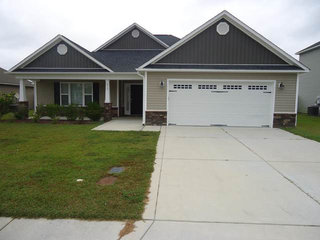 839 Dynasty Drive, Jacksonville, NC 28546 (MLS #100269265) :: Great Moves Realty
