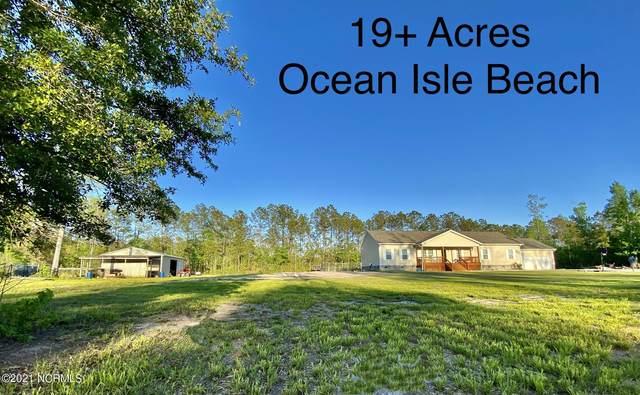 6540 Old Shallotte Road NW, Ocean Isle Beach, NC 28469 (MLS #100269281) :: David Cummings Real Estate Team