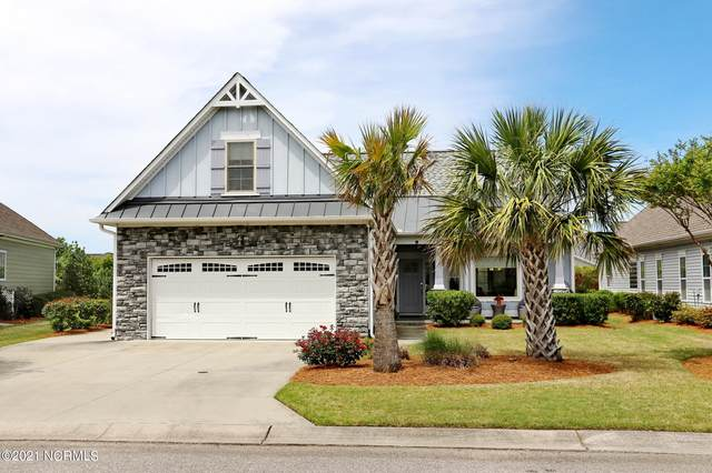 8163 Garden Pointe Drive, Leland, NC 28451 (MLS #100269285) :: CENTURY 21 Sweyer & Associates