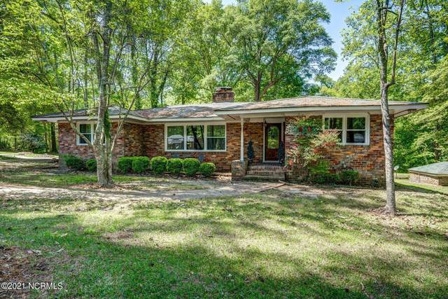 238 Melton Road, Rocky Mount, NC 27801 (MLS #100269293) :: David Cummings Real Estate Team