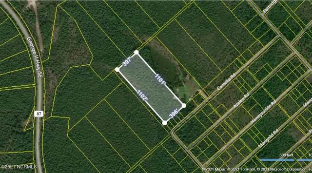 Lot 9 Pine Lake Road Road, Boiling Spring Lakes, NC 28461 (MLS #100269298) :: David Cummings Real Estate Team