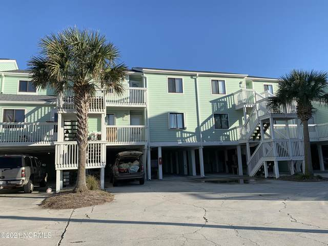 1606 Sand Dollar Court #1606, Kure Beach, NC 28449 (MLS #100269334) :: Vance Young and Associates