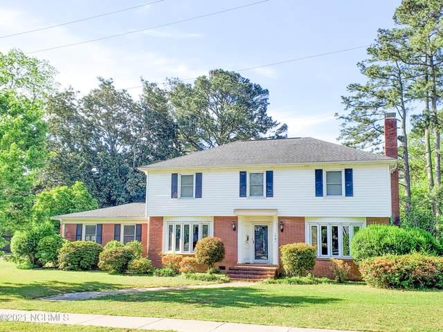 1701 Tryon Road, New Bern, NC 28560 (MLS #100269337) :: Carolina Elite Properties LHR