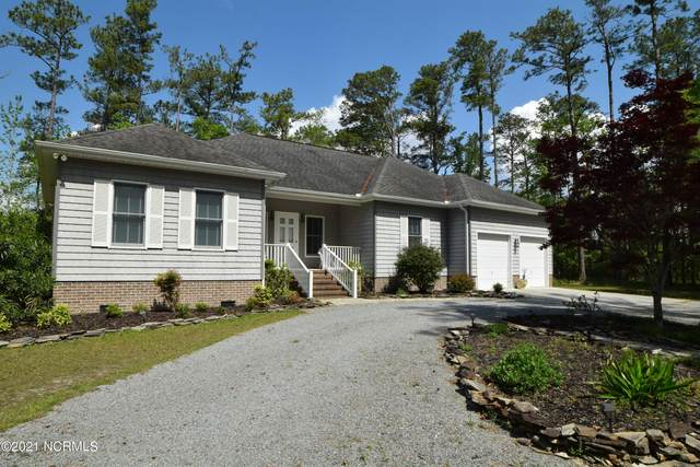 735 Sandy Point Drive, Beaufort, NC 28516 (MLS #100269363) :: Barefoot-Chandler & Associates LLC