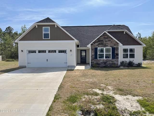129 Sonia Drive, Hubert, NC 28539 (MLS #100269364) :: David Cummings Real Estate Team