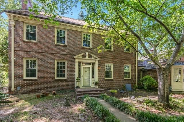917 Raleigh Road Parkway W, Wilson, NC 27896 (MLS #100269375) :: David Cummings Real Estate Team