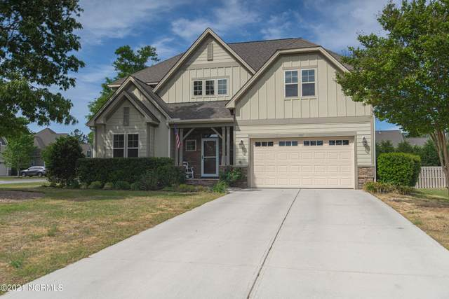 101 Sweet Grass Trail, Cedar Point, NC 28584 (MLS #100269421) :: David Cummings Real Estate Team