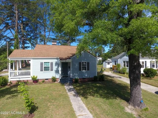 815 Chattawka Lane, New Bern, NC 28560 (MLS #100269466) :: Stancill Realty Group