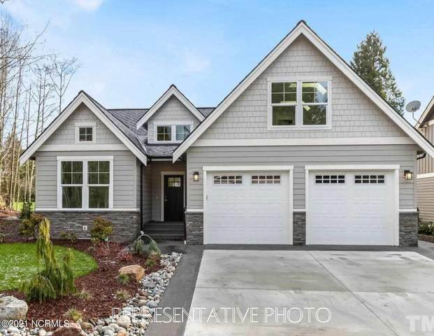 715 Crabapple Lane, Vass, NC 28394 (MLS #100269498) :: David Cummings Real Estate Team