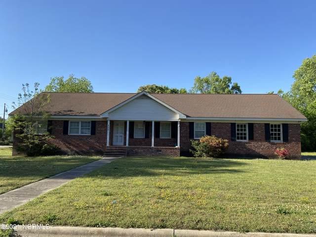 202 Marks Street, Whitakers, NC 27891 (MLS #100269499) :: Carolina Elite Properties LHR