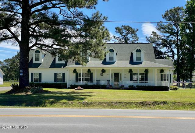 4218 Old Cherry Point Road, New Bern, NC 28560 (MLS #100269510) :: RE/MAX Elite Realty Group