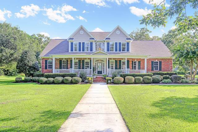 105 E Colonnade Drive, Hampstead, NC 28443 (MLS #100269519) :: RE/MAX Essential