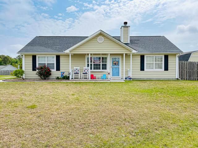 303 Foxridge Lane, Hubert, NC 28539 (MLS #100269535) :: The Oceanaire Realty